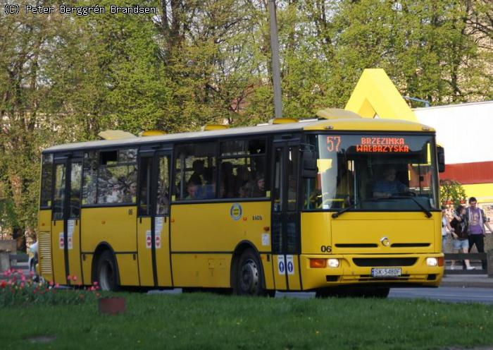 Unknown owner 06, Gliwice - Linie 57