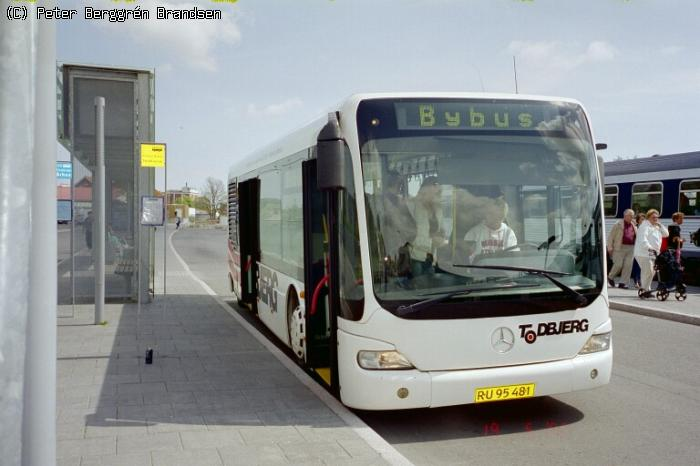 Todbjergs Mercedes Cito, Grenaa Trafikterminal