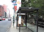 Busstoppsted, East 23rd St/Madison Avenue